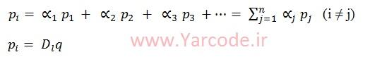 فرمول بردار ها در یادگیری دیکشنری